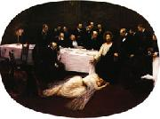 Jean Beraud The Magdalen at the House of the Pharisees oil painting artist